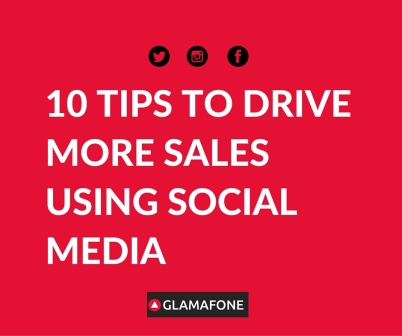 10 tips to drive more sales using social media